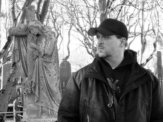 "Robb Demarest, former lead investigator on the Syfy TV series ""Ghost Hunters International"""