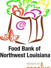 Food Bank of Northwest Louisiana.