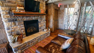 A look inside the new Angler's Inn, near Bass Pro and Wonders of Wildlife