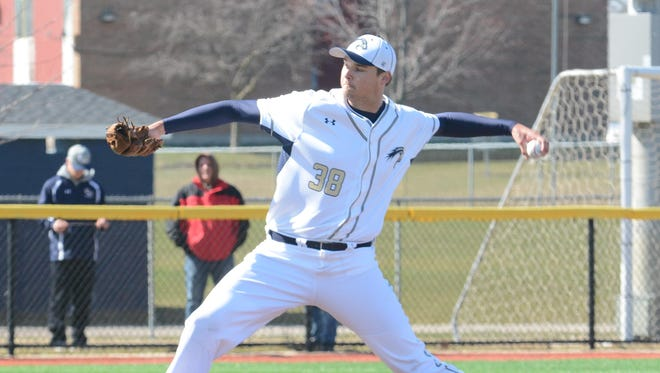 Cornerstone left-hander Ben Sheckler, a former Sparta High player, was drafted by the San Diego Padres in the eighth round (No. 234 overall) last week after hitting the low-90s on the radar gun.