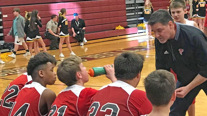 Fairview Middle School teams will compete in Section semifinals Thursday.