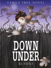 Down Under Kussins by M.W. Adams