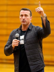 Chris Herren will speak about addiction, recovery and basketball at CBHS on Jan. 23.