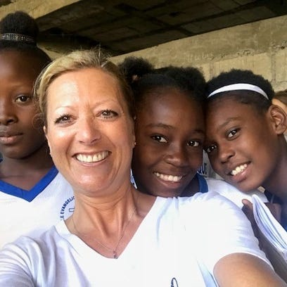 Haiti haven: Church trip provides chance to help, bond with children