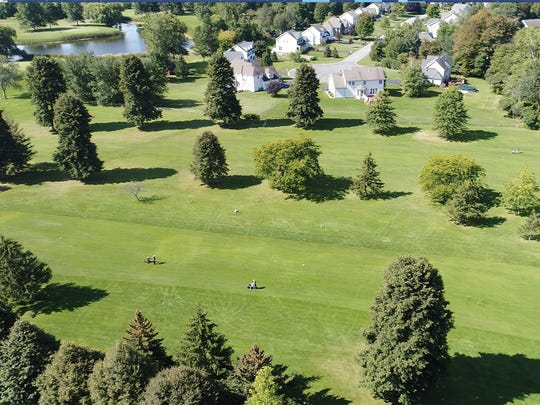 Webster Golf Club also has an east course that will