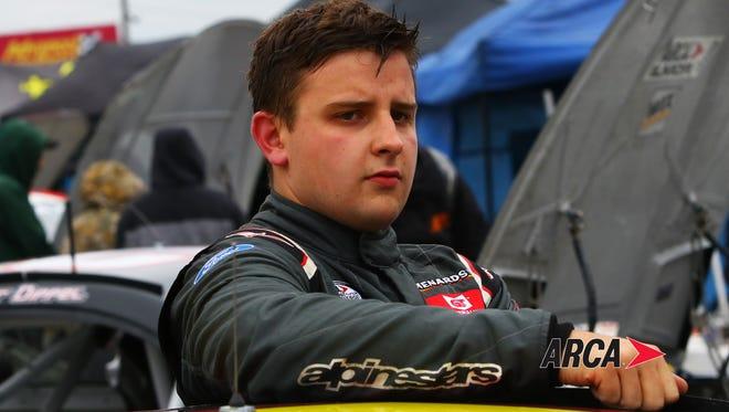 Driver Joe Graf Jr. from Mahwah.