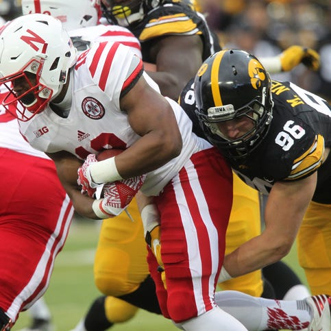 Hesse, Nelson, Stanley will represent Iowa at Big Ten media gathering
