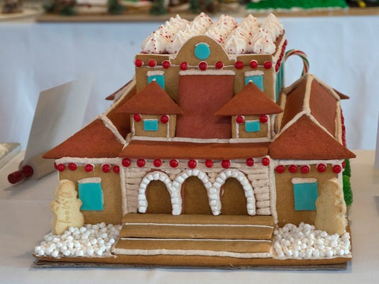 Ginger Bread Contest