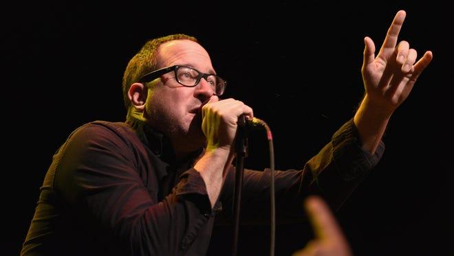 Craig Finn will perform on Oct. 20 at the Hi-Fi.