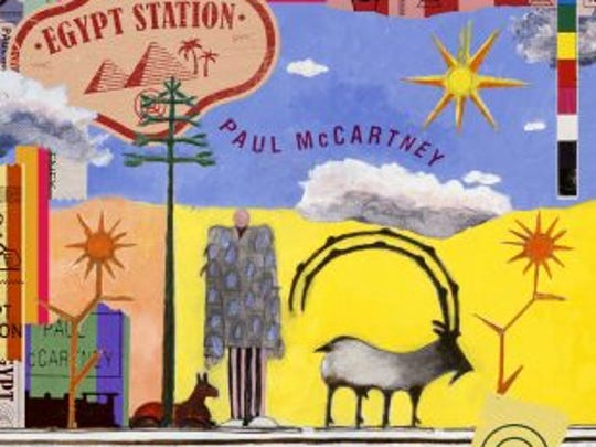 """""""Egypt Station"""" by Paul McCartney"""
