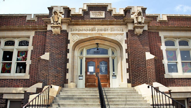 The East Washington Branch at 2822 E. Washington St. will close April 3, 2016, for renovations, the Indianapolis Public Library has announced.