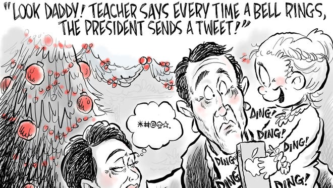 It's A Wonderful Life parody commentary by Andy Marlette