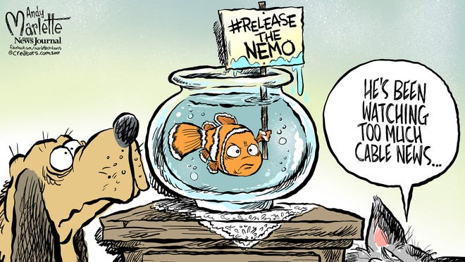 Release the NEMO commentary from Andy Marlette