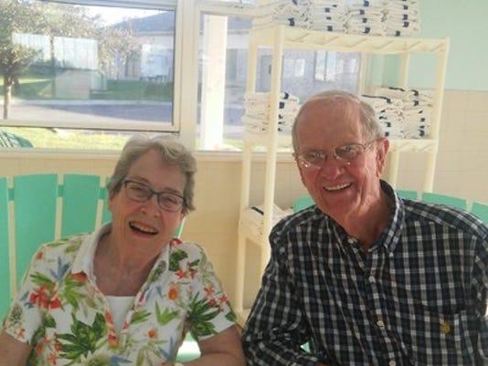 Anniversaries: Barbara Wheaton & Garrett Wheaton