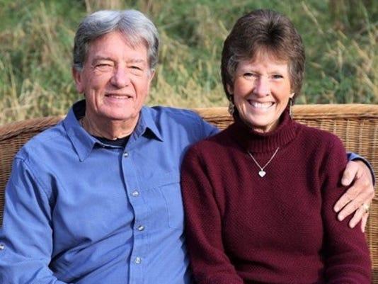 Anniversaries: Jim Draper & Jeannie Draper
