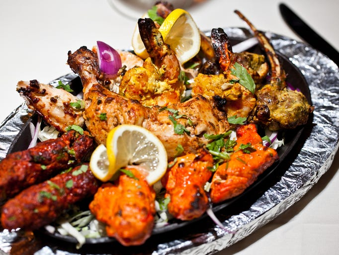 Contemporary Indian Food Nyc