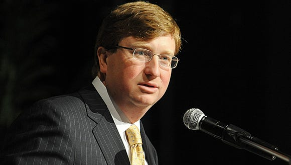 Lt. Governor Tate Reeves