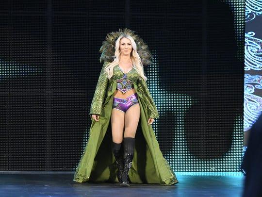 Charlotte Flair.