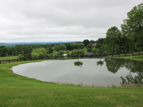 Robert Powell's farm in Augusta County