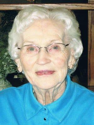 Margaret Bohstedt, 97