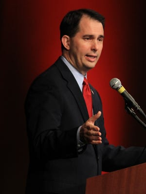 Wisconsin Gov. Scott Walker is considered a potential 2016 GOP presidential candidate.