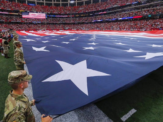 Donald Trump Is Right Nfl Players Should Stand For The