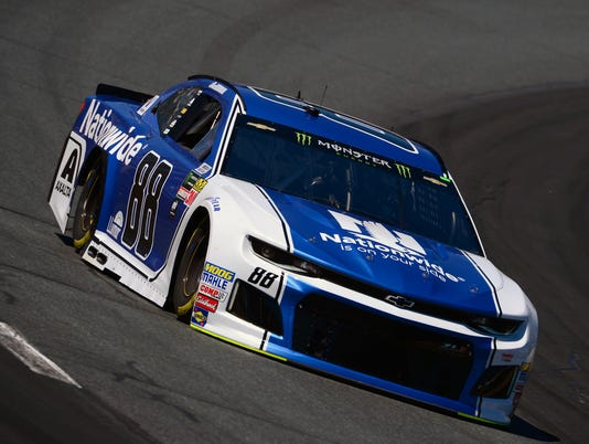 Monster Energy NASCAR Cup Series Foxwoods Resort Casino 301 - Practice