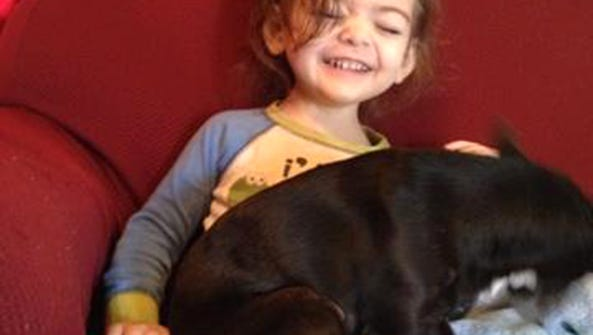 Harmony Carsey, 2, died in January. Her mother, Crystal