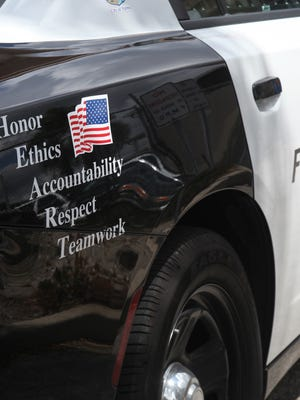 While the words honor, ethics, accountability, and respect, appear on the police cruisers used by the Fort Myers Police Department, some of these core values are not being honored by the department's leadership according to former employees and citizens alike.