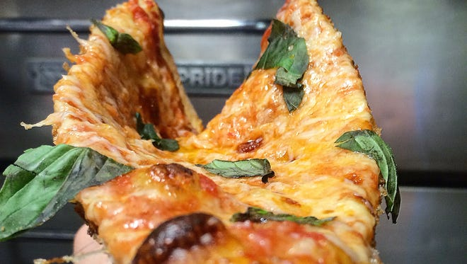 Slice Shop in Irvington will be a modern take on the old-fashioned pizzeria.