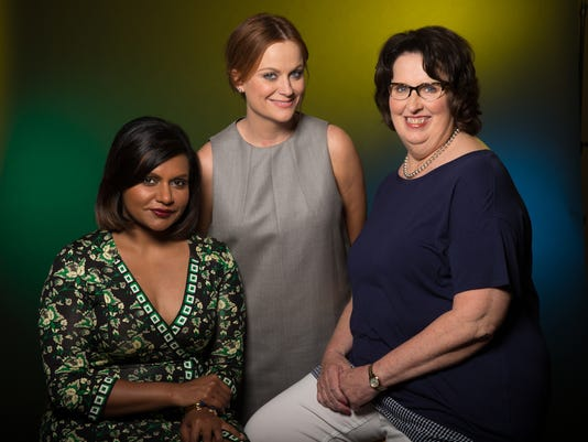 XXX INSIDE OUT  AMY POEHLER, MINDY KALING AND PHYLLIS SMITH  001.JPG A  ENT CA