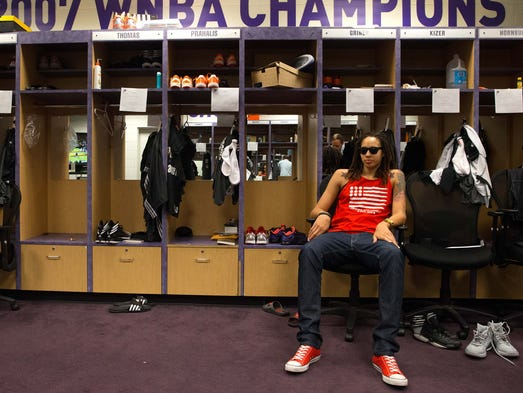 Wnba Locker Room Interview