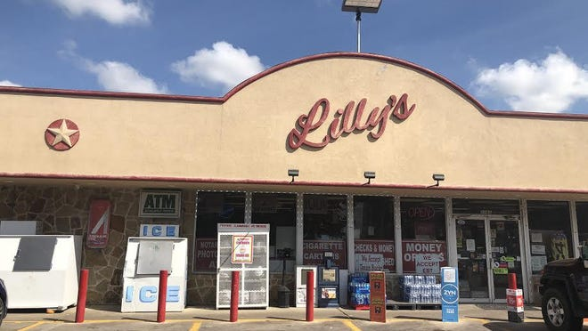 Electronic skimming devices have been located in two gas pumps at Lilly's Food gas station located at 1165 W. Washington St.