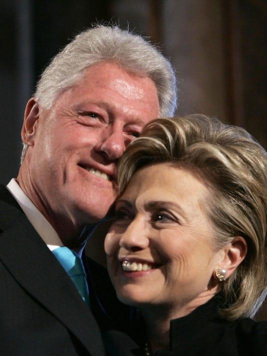 William Jefferson Clinton, Hillary Rodham Clinton