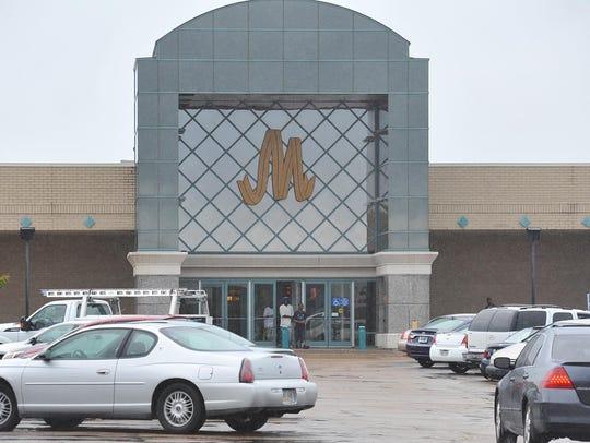 Metrocenter mall in Jackson.