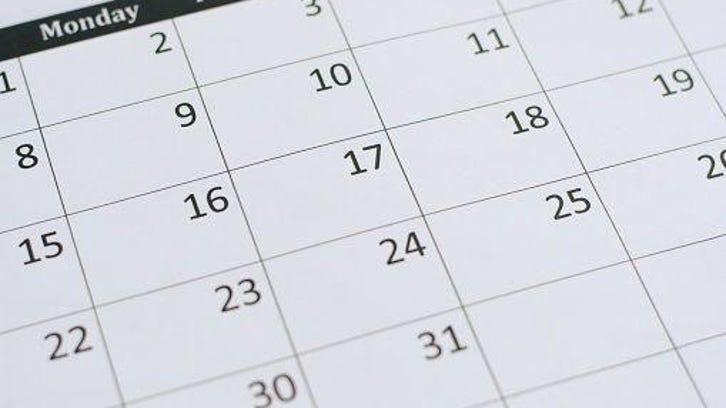 West Community Calendar, week of Feb. 18