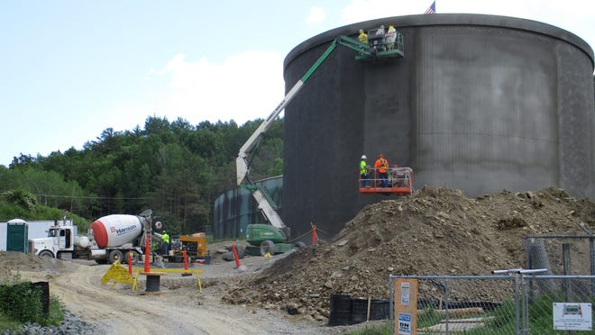 To continue providing safe, quality water to residents, the City of Hornell Water Treatment Facility is undergoing a major upgrade.