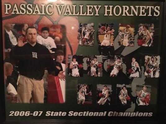 Passaic Valley boys basketball