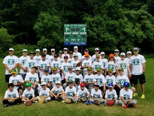 Passaic Valley baseball enjoyed a good week of camp.