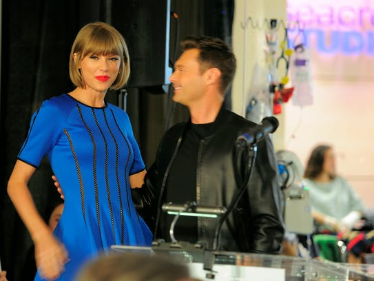 Ryan Seacrest opens a radio and recording studio in