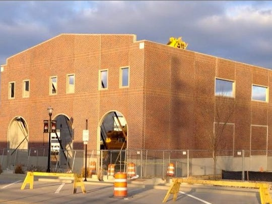 Construction is underway for Daredevil's new brewery