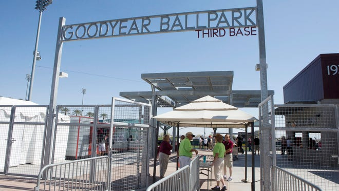 After the pollution is cleaned, a mile-long water line delivers the water from the airport site to a retention pond between two practice fields and saves Goodyear $200,000 a year