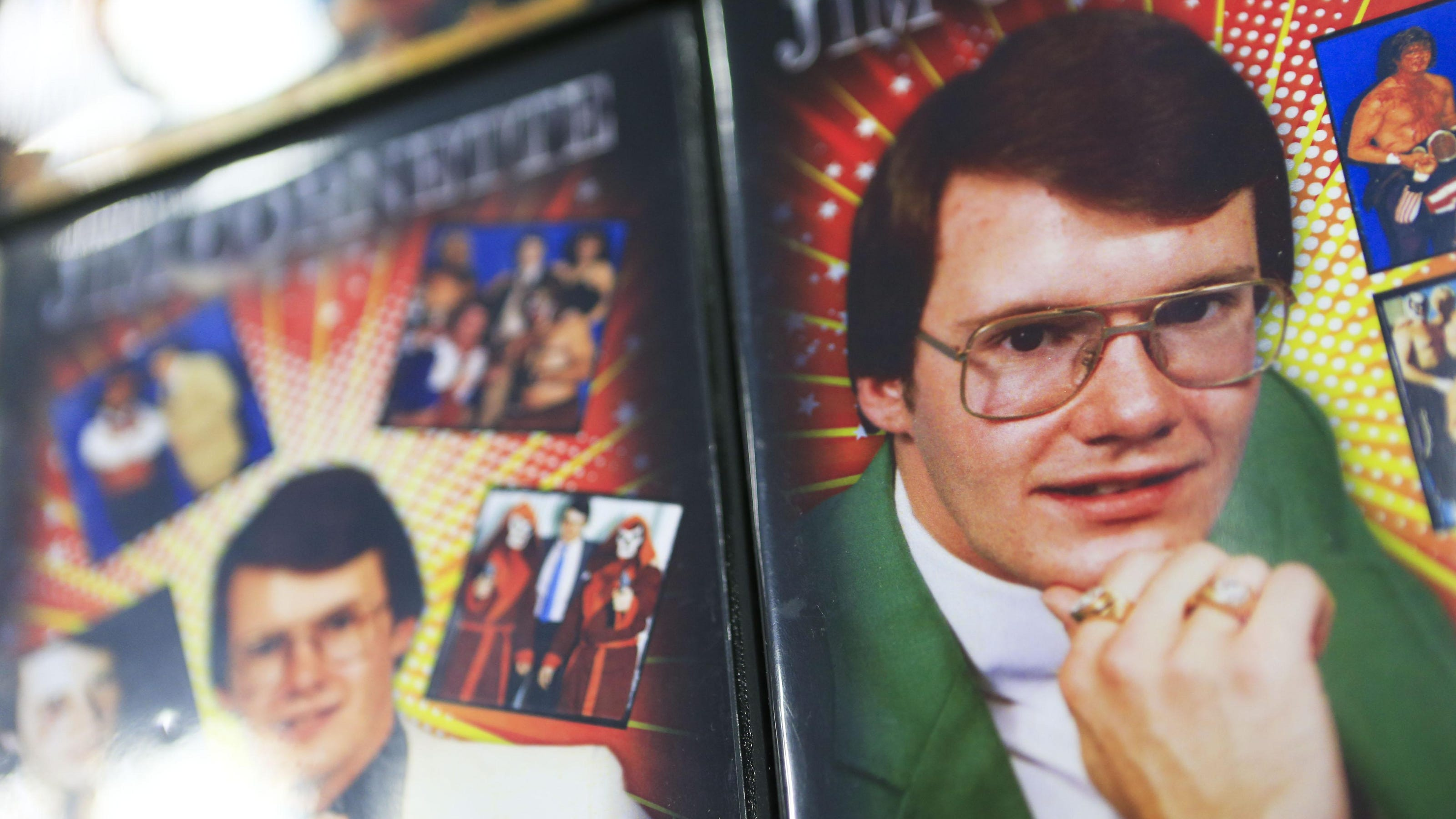 Jim Cornette Finds Relief Away From Wrestling