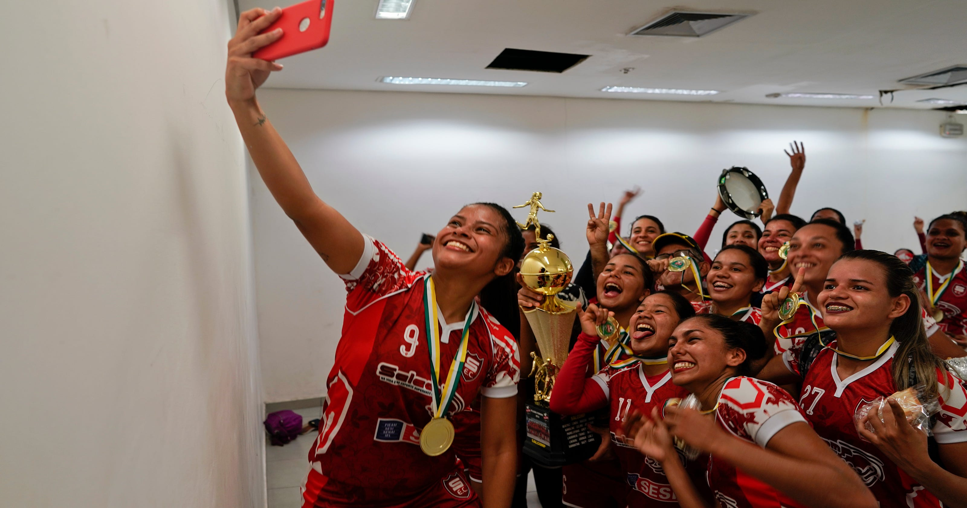 Amazon Peladao  a soccer tournament unlike any other 35ac17b8a