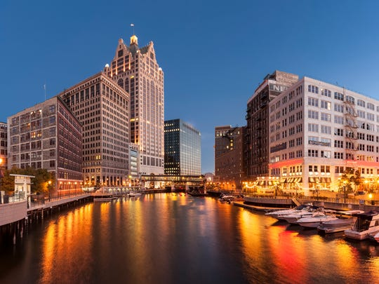 "Milwaukee's nickname, ""Cream City,"" comes from the cream-colored bricks used in many historical buildings."