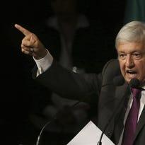 López Obrador promete erradicar la corrupción en México