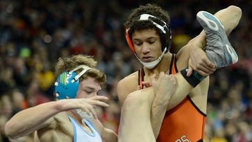 Replay: WIAA individual state wrestling updates