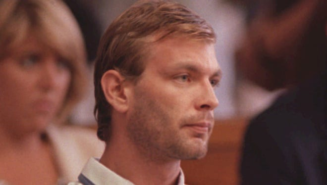 Jeffrey Dahmer is shown in this 1991 photo.