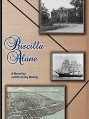"""Priscilla Alone"" by Visalia writer Judith Bixby Boling"