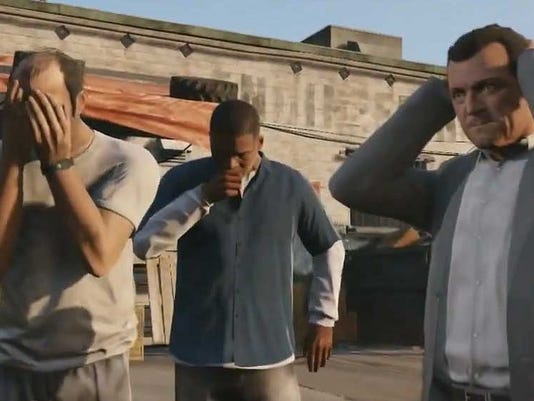 'Grand Theft Auto V' sales top $800 million on first day
